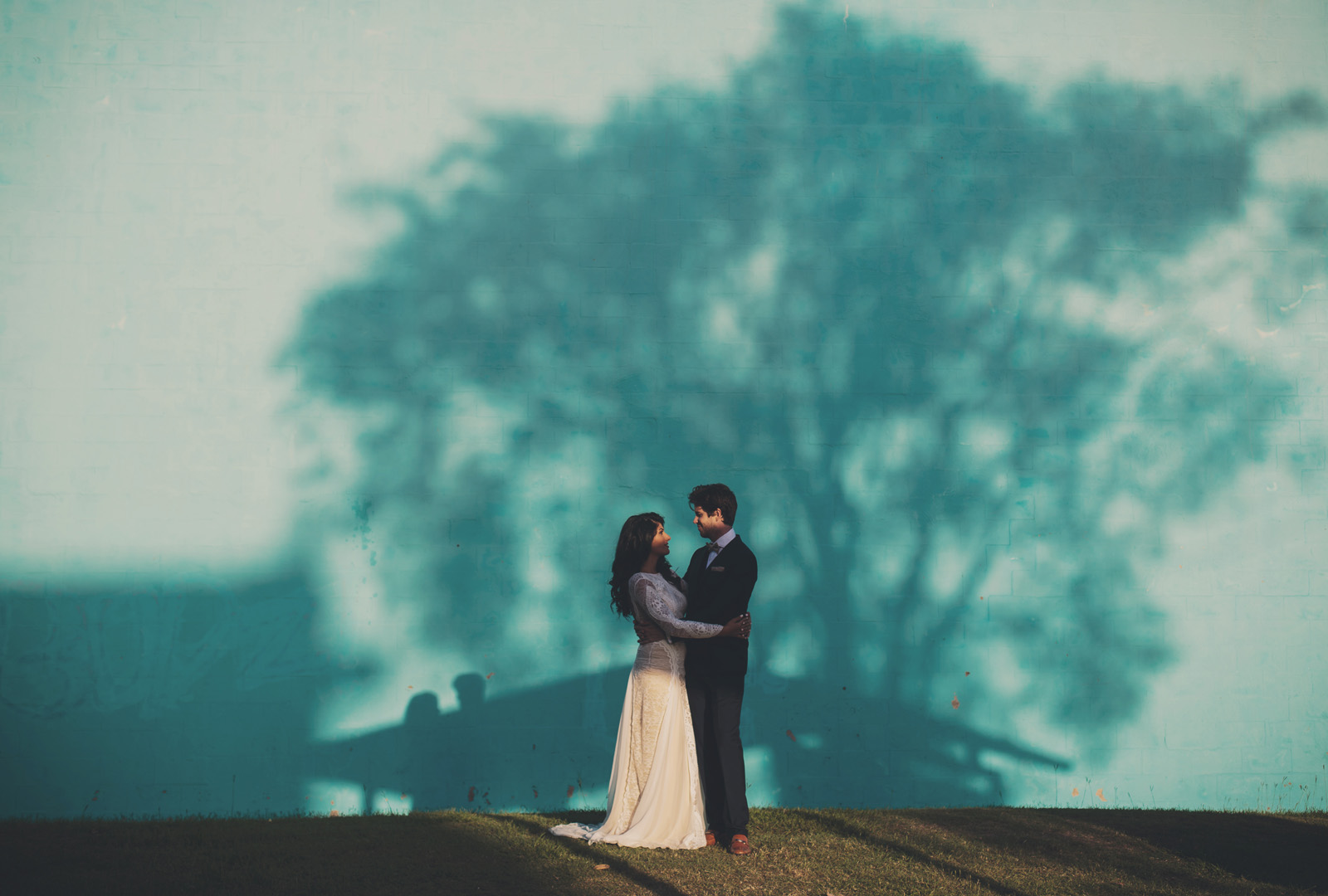 tweed coast wedding
